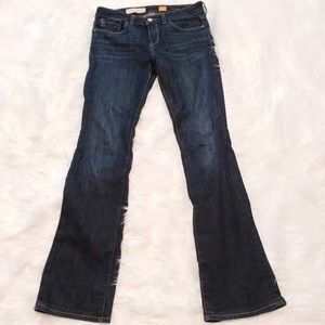 EUC Anthropologie Pilcro STET Bootcut Jeans Sz 27